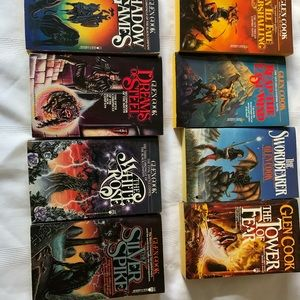 Books by Glen Cook